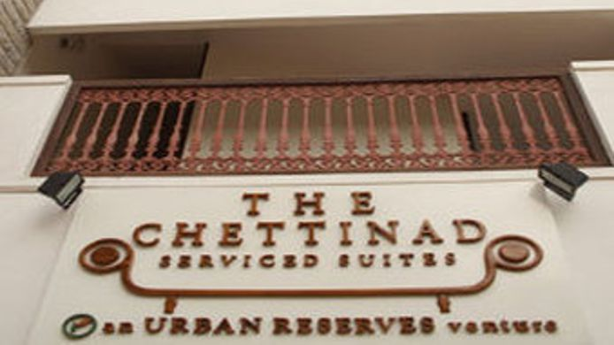 Exterior view THE CHETTINAD