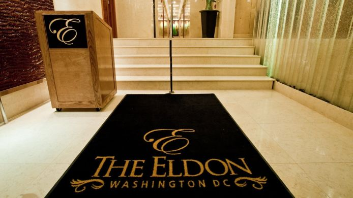 Exterior view ELDON HOTEL AND LUXURY SUITES