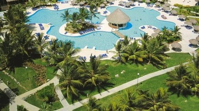 Buitenaanzicht BE LIVE CANOA - ALL INCLUSIVE