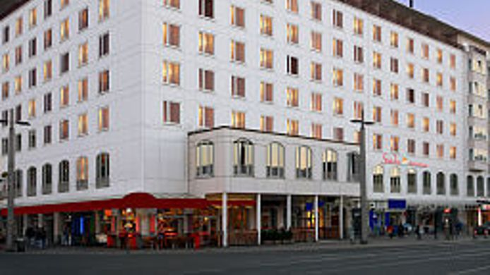 Exterior view Star Inn Hotel Premium Bremen Columbus, by Quality