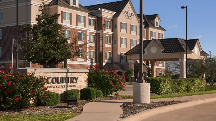 Buitenaanzicht COUNTRY INN COLLEGE STATION