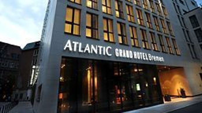 Exterior view Atlantic Grand Hotel