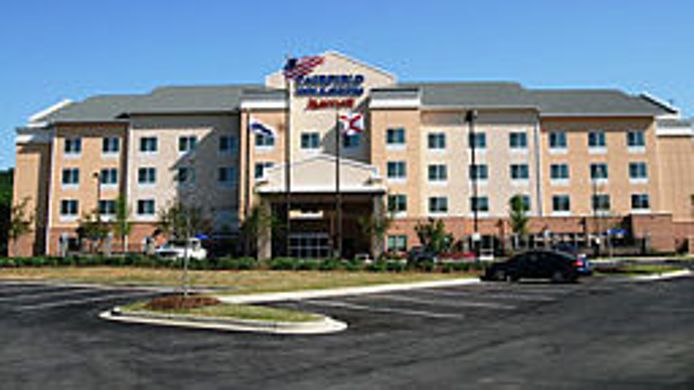 Exterior view Fairfield Inn & Suites Birmingham Pelham/I-65