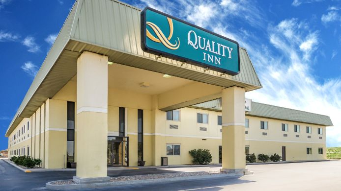 Buitenaanzicht Quality Inn South Hutchinson