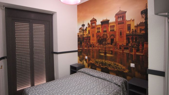 Double room (standard) Paco's Hostal