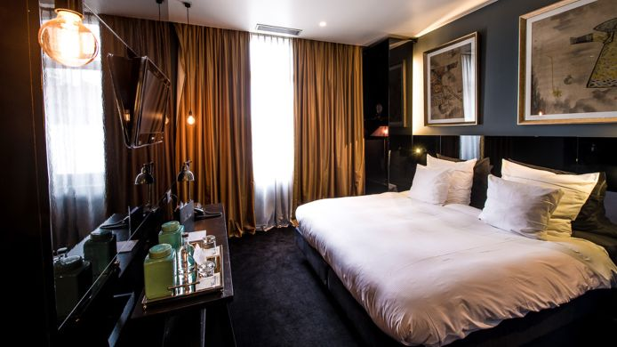 Double room (standard) Les Nuits