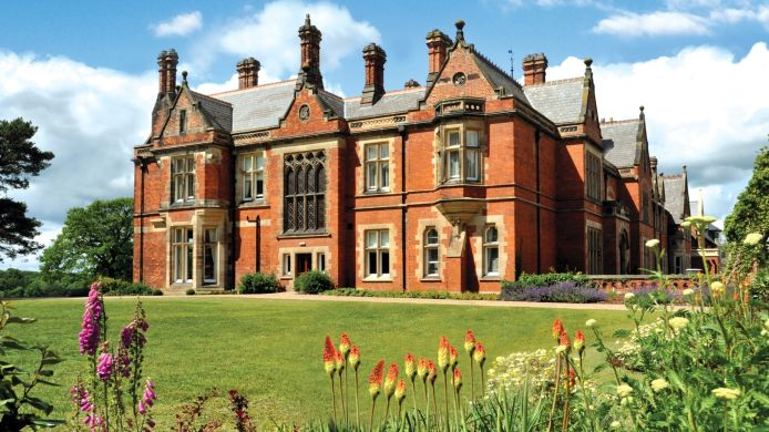 Picture Rockliffe Hall Hotel Golf & Spa