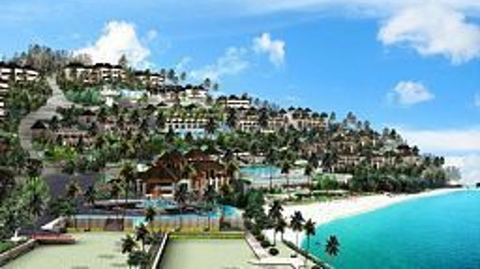 Buitenaanzicht Phuket The Westin Siray Bay Resort & Spa