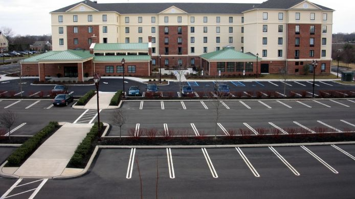 Exterior view Homewood Suites by Hilton Newtown - Langhorne PA