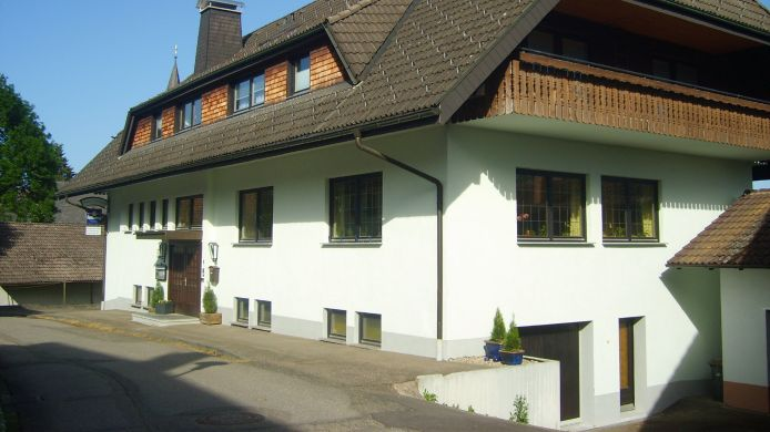 Exterior view Nachtigall Pension