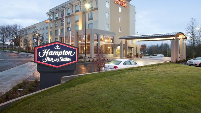 Exterior view Hampton Inn - Suites Seattle-Federal Way
