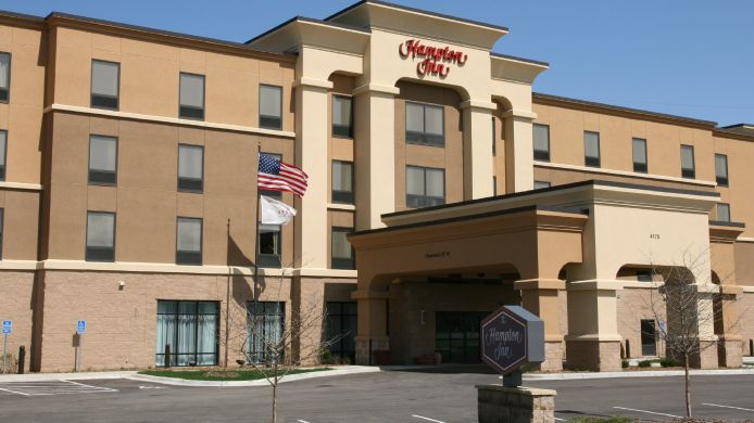 Buitenaanzicht Hampton Inn Minneapolis-Shakopee MN
