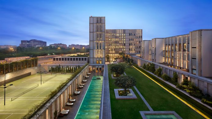 Picture The Lodhi previously The Aman New Delhi