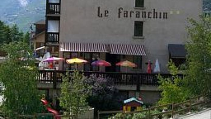 Exterior view Le Faranchin