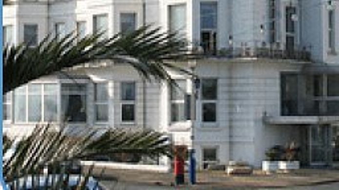 Exterior view The Big Sleep Hotel Eastbourne by Compass Hospitality