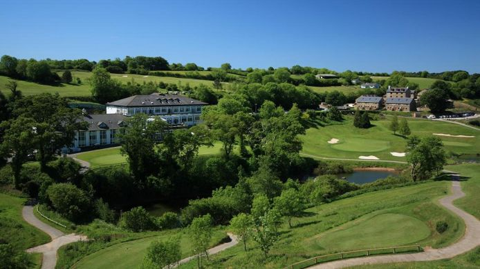 Surroundings Best Western Dartmouth Golf & Spa