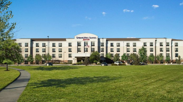 Exterior view SpringHill Suites Omaha East/Council Bluffs IA