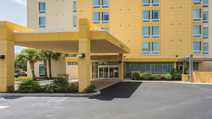 Exterior view SpringHill Suites Tampa North/I-75 Tampa Palms