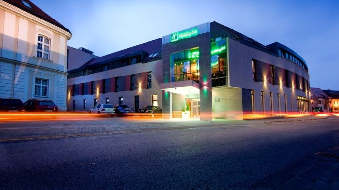 Exterior view Holiday Inn TRNAVA