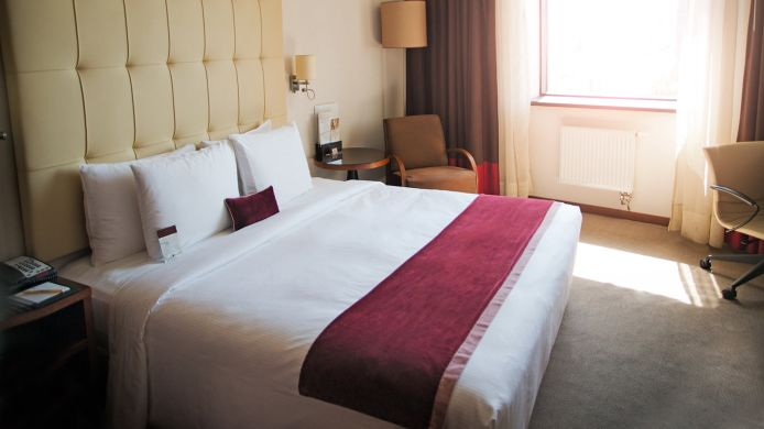Single room (standard) DoubleTree by Hilton Hotel Novosibirsk