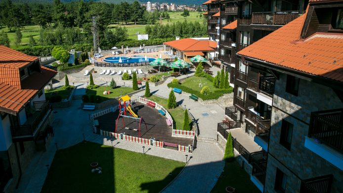 Exterior view Balkan Jewel Resort