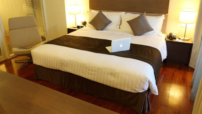 Double room (standard) Phachara Suites Sukhumvit