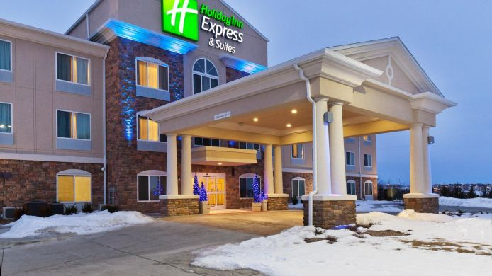 Exterior view Holiday Inn Express & Suites OMAHA I - 80