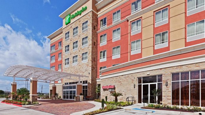 Exterior view Holiday Inn HOUSTON - WESTCHASE