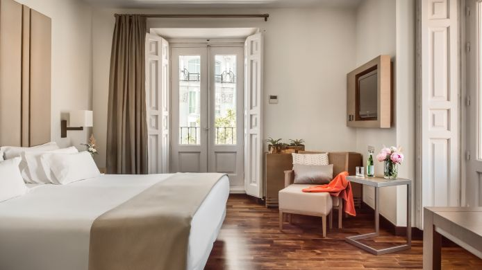 Double room (standard) NH Collection Madrid Palacio de Tepa
