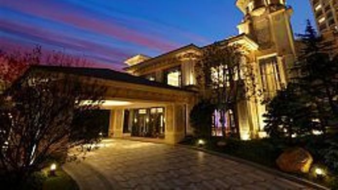 Exterior view Chateau Star River Guangzhou Peninsula