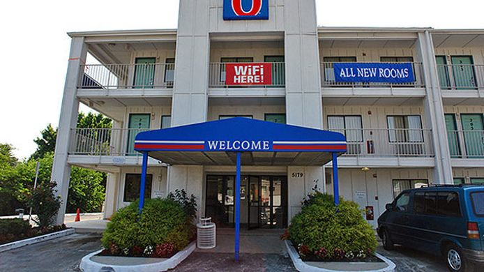 Exterior view MOTEL 6 BALTIMORE - BWI AIRPORT