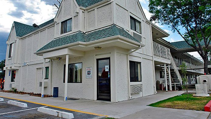 Buitenaanzicht MOTEL 6 DENVER WEST WHEAT RIDGE - NORTH