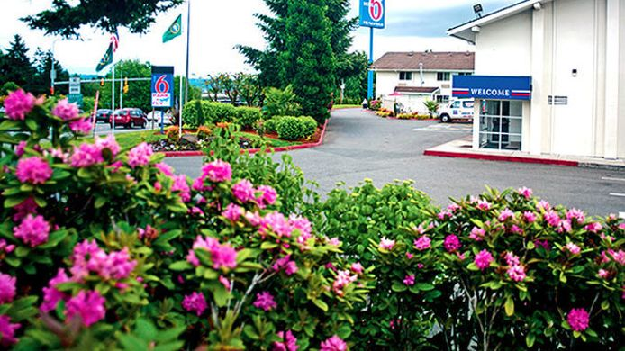 Buitenaanzicht MOTEL 6 SEATTLE SEA-TAC