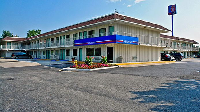 Exterior view MD MOTEL 6 ELKTON