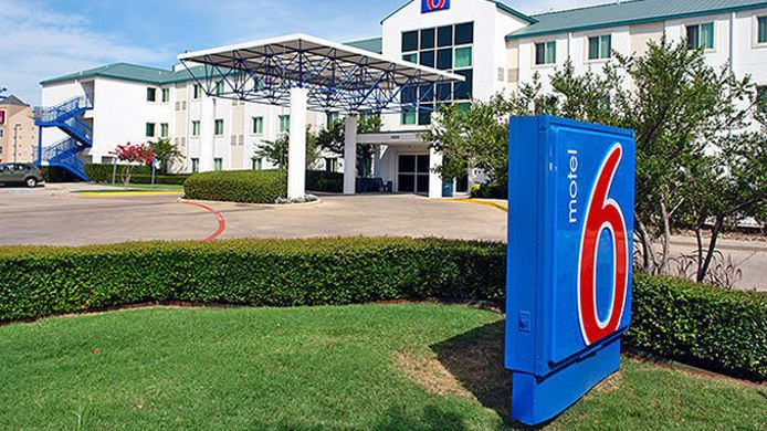 Exterior view MOTEL 6 DALLAS FORT WORTH AIRPORT NORTH