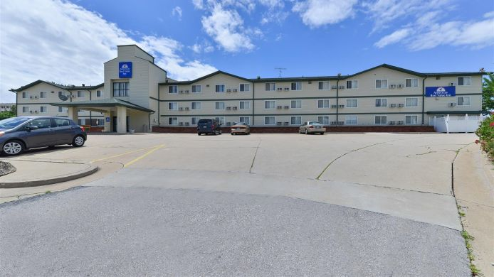 Buitenaanzicht MOTEL 6 JEFFERSON CITY