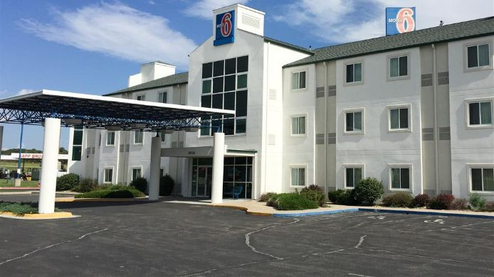 Exterior view MOTEL 6 JUNCTION CITY