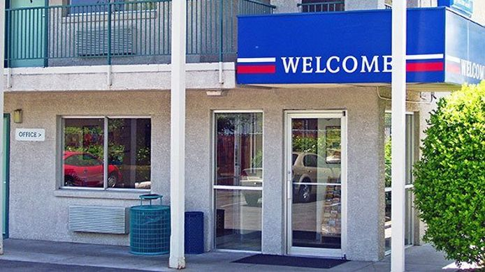 Exterior view MOTEL 6 DENVER - LAKEWOOD