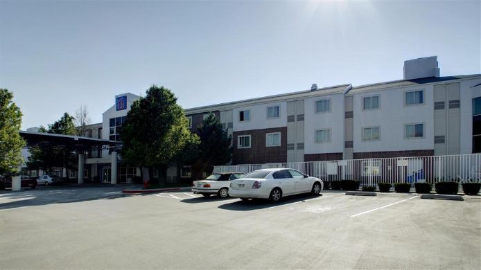 Buitenaanzicht MOTEL 6 SALT LAKE CITY - LEHI