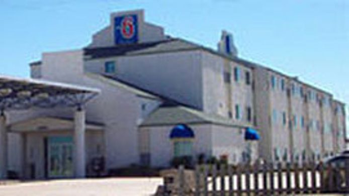 Buitenaanzicht MOTEL 6 SAN ANTONIO SOUTH