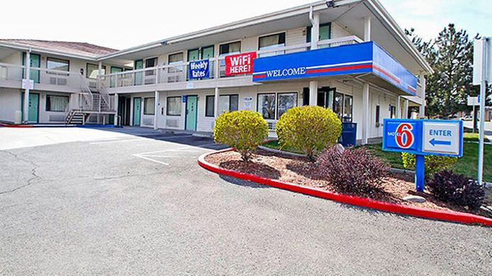 Exterior view MOTEL 6 RENO AIRPORT - SPARKS