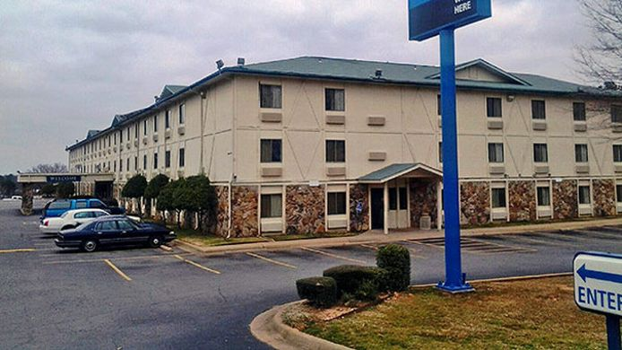 Exterior view MOTEL 6 LITTLE ROCK SOUTH