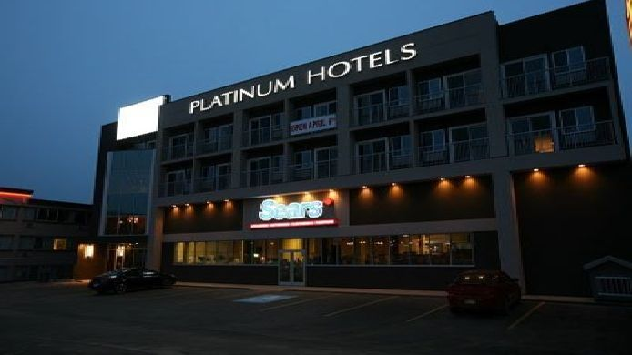 Exterior view PLATINUM HOTELS