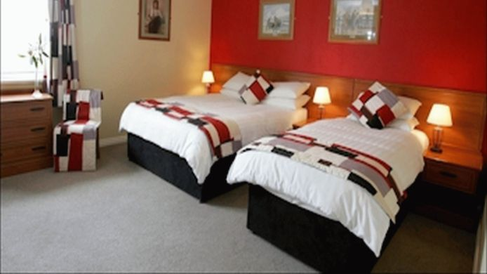 Double room (standard) Malone Lodge Apartments