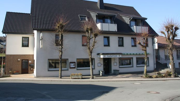 Exterior view Grofe Gasthof
