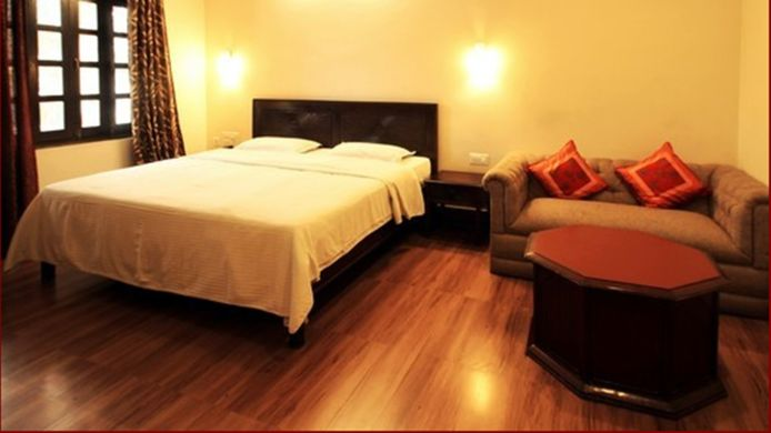 Double room (standard) Hotel H.R. Palace A Boutique Hotel