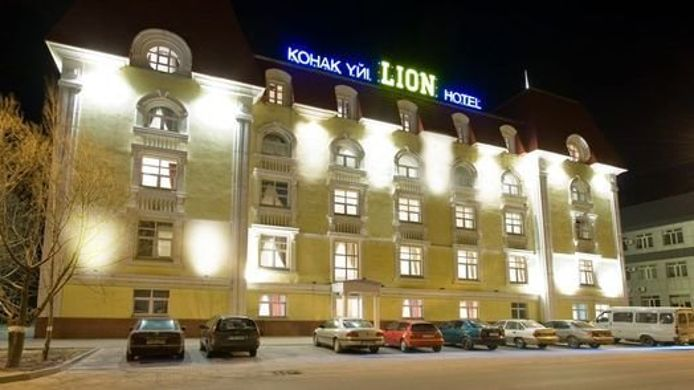 Exterior view LION HOTEL