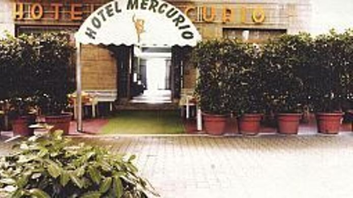 Exterior view Mercurio