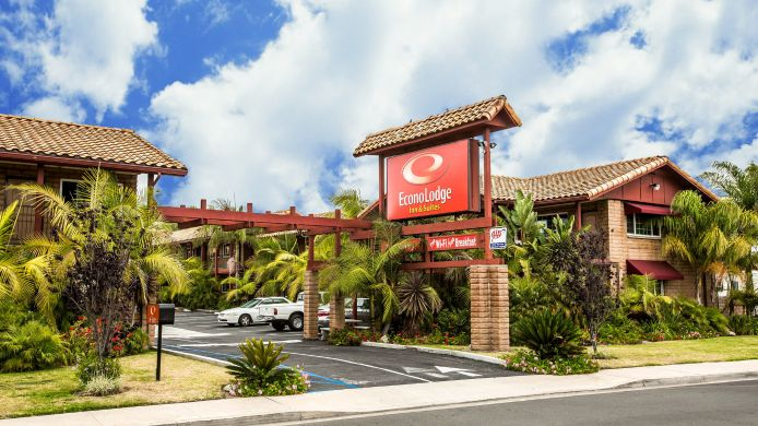 Buitenaanzicht Econo Lodge  Inn & Suites Near Legoland