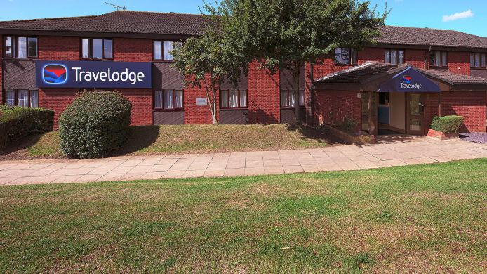 Buitenaanzicht TRAVELODGE NORTHAMPTON UPTON WAY